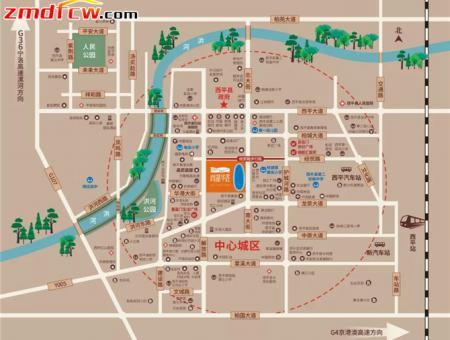 尚湖华庭规划图